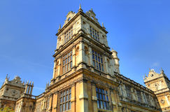 Wollaton Hall and Park Nottingham Nottingham, UK, England Royalty Free Stock Images