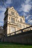 Wollaton Pasillo en Nottingham Inglaterra Imágenes de archivo libres de regalías