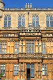 Wollaton Salão e parque Nottingham Nottingham, Reino Unido, Inglaterra fotografia de stock royalty free