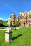Wollaton Salão e parque Nottingham Nottingham, Reino Unido, Inglaterra foto de stock royalty free