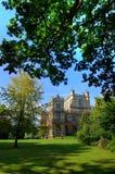 Wollaton Salão e parque Nottingham Nottingham, Reino Unido, Inglaterra fotos de stock