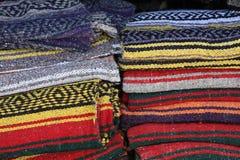 Wolldeckennahaufnahme Lizenzfreie Stockfotos