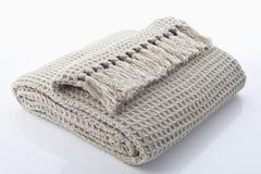 Wollen deken Stock Afbeeldingen