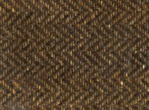 Wollen fabric. Closeup woollen fabric. Twill weave Royalty Free Stock Photos