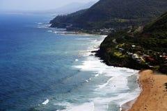 Wollongong Kiama Image libre de droits