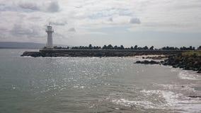 Wollongong lighthouse Stock Photos