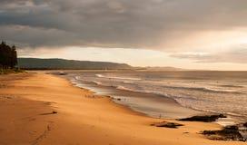 Wollongong soluppgång Arkivfoton