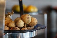 Wollongong Thais fruit op de plaat Stock Afbeelding