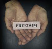 Wolność Zdjęcia Stock