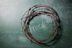 Wolność Fotografia Royalty Free