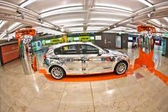 Wolność dla wszystko z BMW Zdjęcia Stock