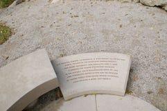 Wolności lata Amphilatheater Miami Pamiątkowy uniwersytet Zachodnia szkoła wyższa dla kobiet, poprzedni obraz stock