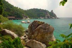 Wolności plaża Fotografia Royalty Free