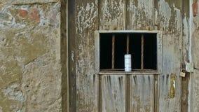Wolny posuwanie w kierunku ermitaż bramy wieszał od falezy 11 zbiory wideo