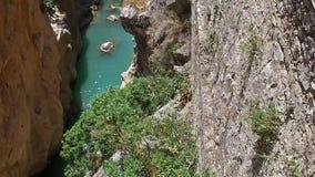 Wolny zawroty głowy w Urwisku Caminito Del Rey 10 zbiory