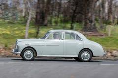 1955年Wolseley 4/44轿车 库存图片