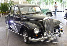 Wolseley 4, 50 On Display. Stock Photos
