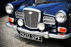 Wolseley vintage car Stock Image