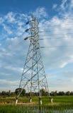 Woltażu wysoki Wierza Obraz Stock