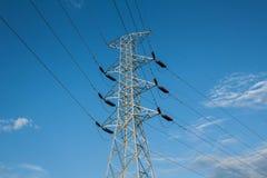 Woltażu wysoki Wierza Fotografia Stock