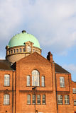 Wolverhampton. In West Midlands, England. Methodist Church - beautiful old architecture landmark Royalty Free Stock Images