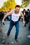 Wolverine at Lucca Comics and Games 2014 Stock Photo