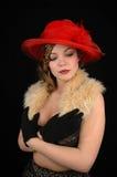 Woman-11 atractivo Fotografía de archivo libre de regalías