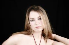 Woman-15 attraente Fotografia Stock Libera da Diritti