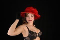 Woman-8 sexy Immagini Stock Libere da Diritti