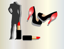 Woman accessories Stock Photo