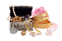 Woman accessory Royalty Free Stock Image