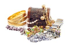 Woman accessory Royalty Free Stock Photography