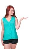 Woman Advertiser Stock Photos