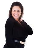 Woman alluring Stock Photo