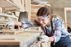 Free Woman As Joiner Stock Images - 88522224