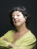 Woman with attitude Stock Photos