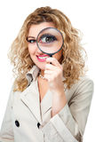 Woman-35 Stock Photography