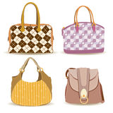 Woman Bag Collection Part 1. Expensive and luxury woman bag collection Stock Photo