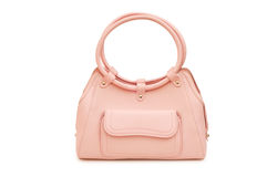 Woman bag isolated Royalty Free Stock Image