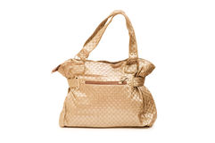 Woman bag isolated Royalty Free Stock Images