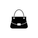 Woman Bag Vector Icon Stock Photos