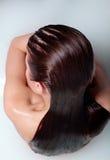 Woman in bath Stock Image
