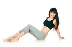 Woman with beautiful body Stock Photo