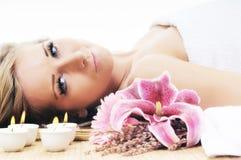 Woman beauty Stock Photography