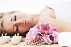 Woman beauty Royalty Free Stock Photography
