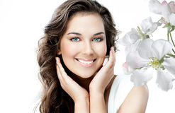 Woman beauty Royalty Free Stock Photography