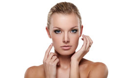 Woman Beauty Stock Photography
