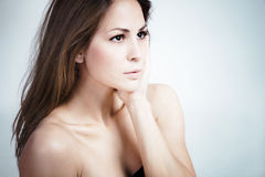 Woman beauty Royalty Free Stock Photo