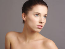 Woman and beauty Royalty Free Stock Images