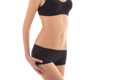 Woman beauty body Stock Images